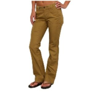 The North Face Lupine Bootcut Khaki Pants Size 8